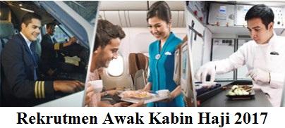 Rekrutmen Awak Kabin Haji 2017