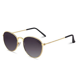 Amazon- Buy Laurels Royal UV Protected Oval Shaped Unisex Sunglasses at Rs 159