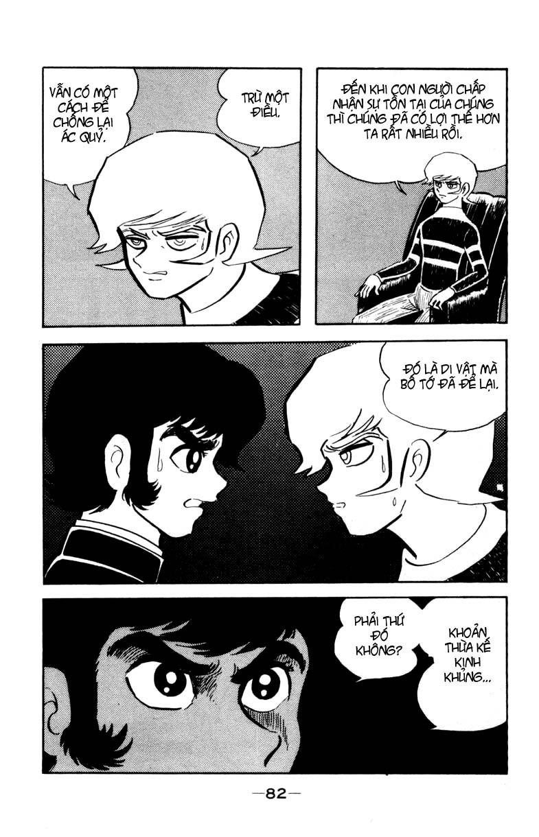 DevilMan chapter 2.2 trang 19