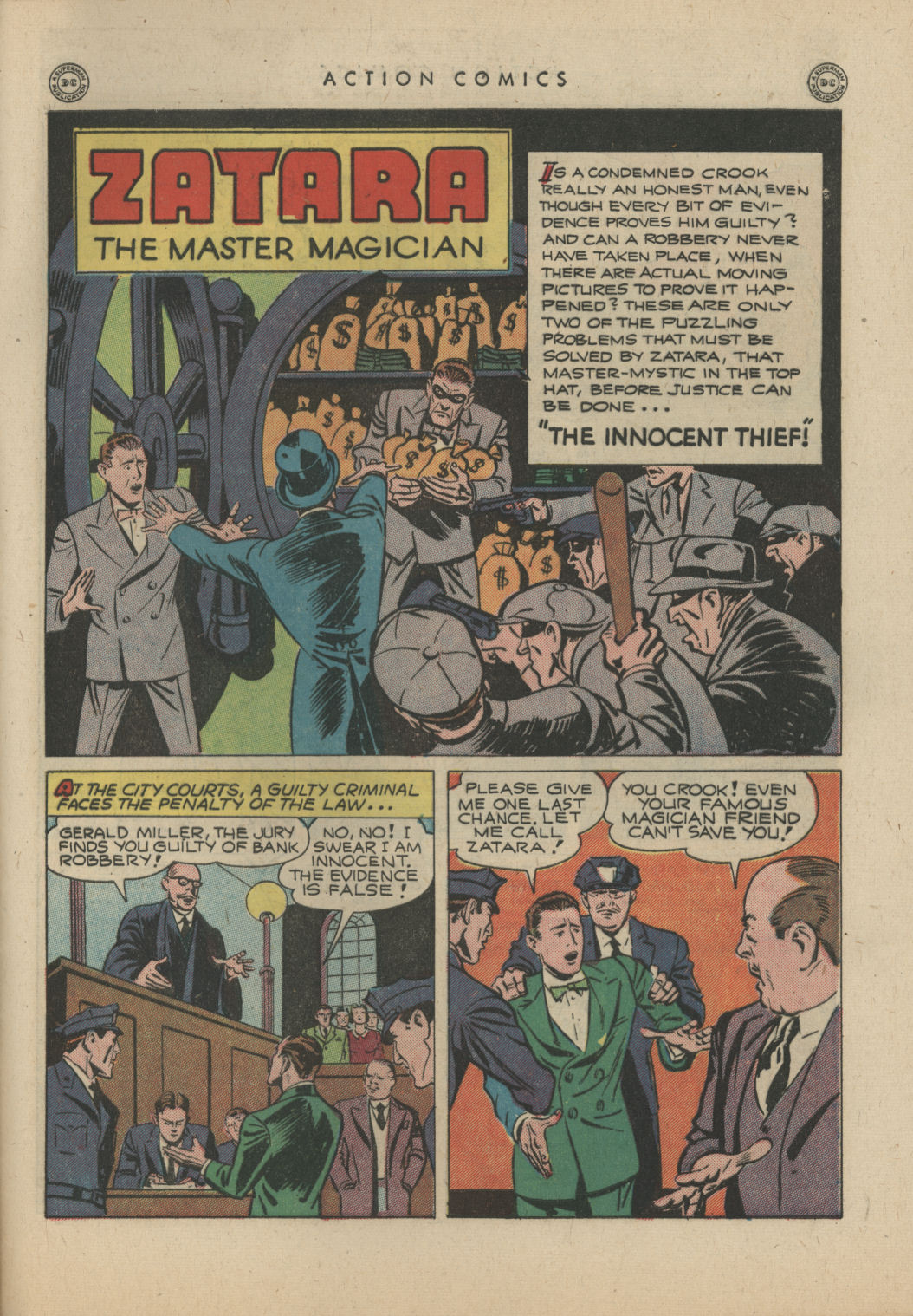 Read online Action Comics (1938) comic -  Issue #83 - 42