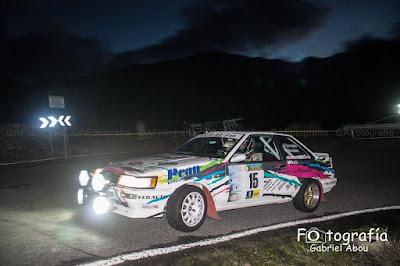 IV Gran Canaria Historic Rally