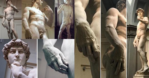 Michelangelo'nun Davut Heykeli Hakkında Bilgi
