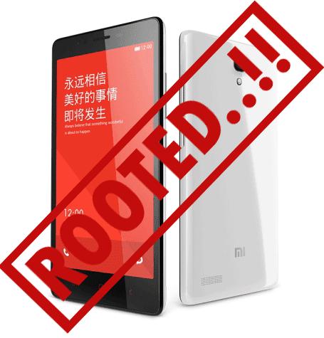 Root Xiaomi Redmi Note