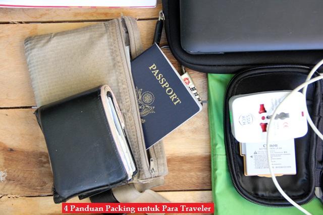 Ini Ia Panduan Packing Untuk Para Traveler Yang Akan Sangat Membantu Diperjalanan