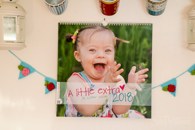 Kalender a little Extra - Down Syndrom
