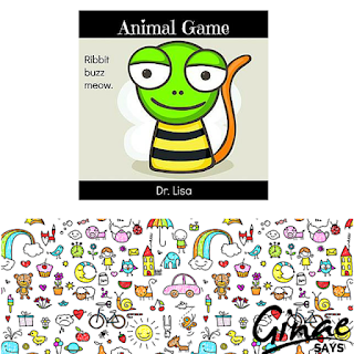 Animal Game: Ribbit Buzz Meow (You Are Loved Book 2)