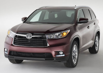 The Toyota Highlander