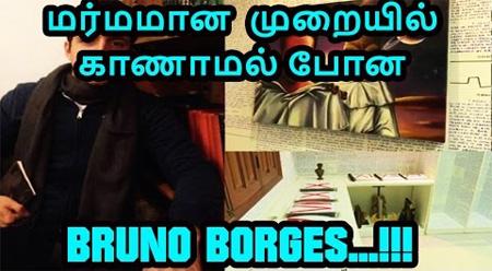 Missing Bruno Borges