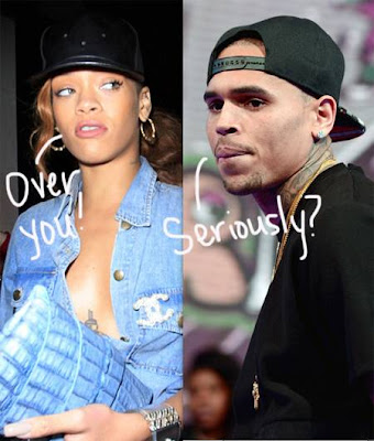 chris brown rihanna breakup