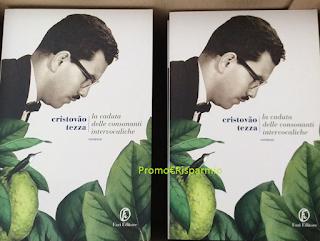 Logo Vinci gratis copie del romanzo di Cristovao Tezza