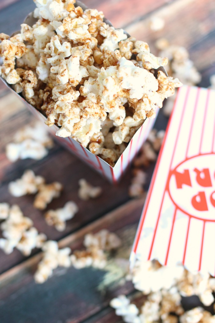 Mama Loves Food!: Cinnamon Honey Butter for Popcorn