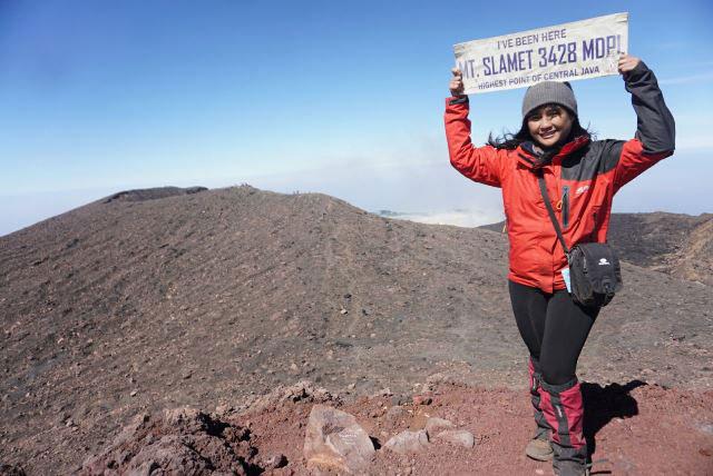 Pendakian Gunung Slamet