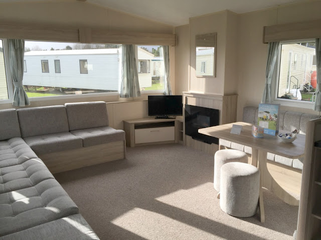 Cayton Bay Holiday Park, Park Resorts, Caravan,