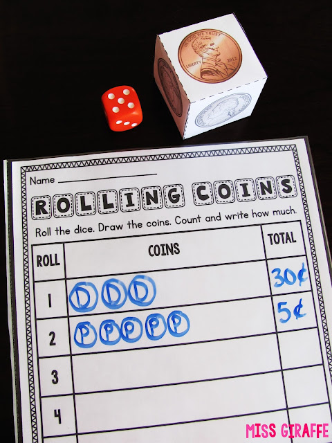 Math games to teach money and counting coins and making change