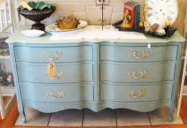How To Apply Annie Sloan Chalk Paint Edmond OK On Your Furniture