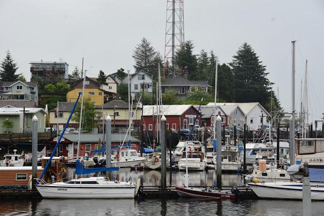 Ketchikan Alaska yachts