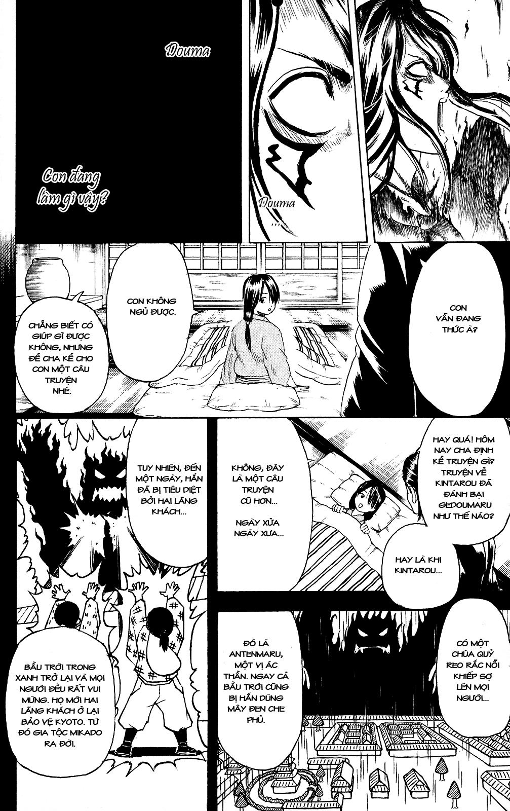 Gintama Chap 287 page 9 - Truyentranhaz.net