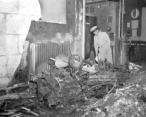 Empire State Building Crash 21 Bad Vintage Of Aircraft Accident In 1945