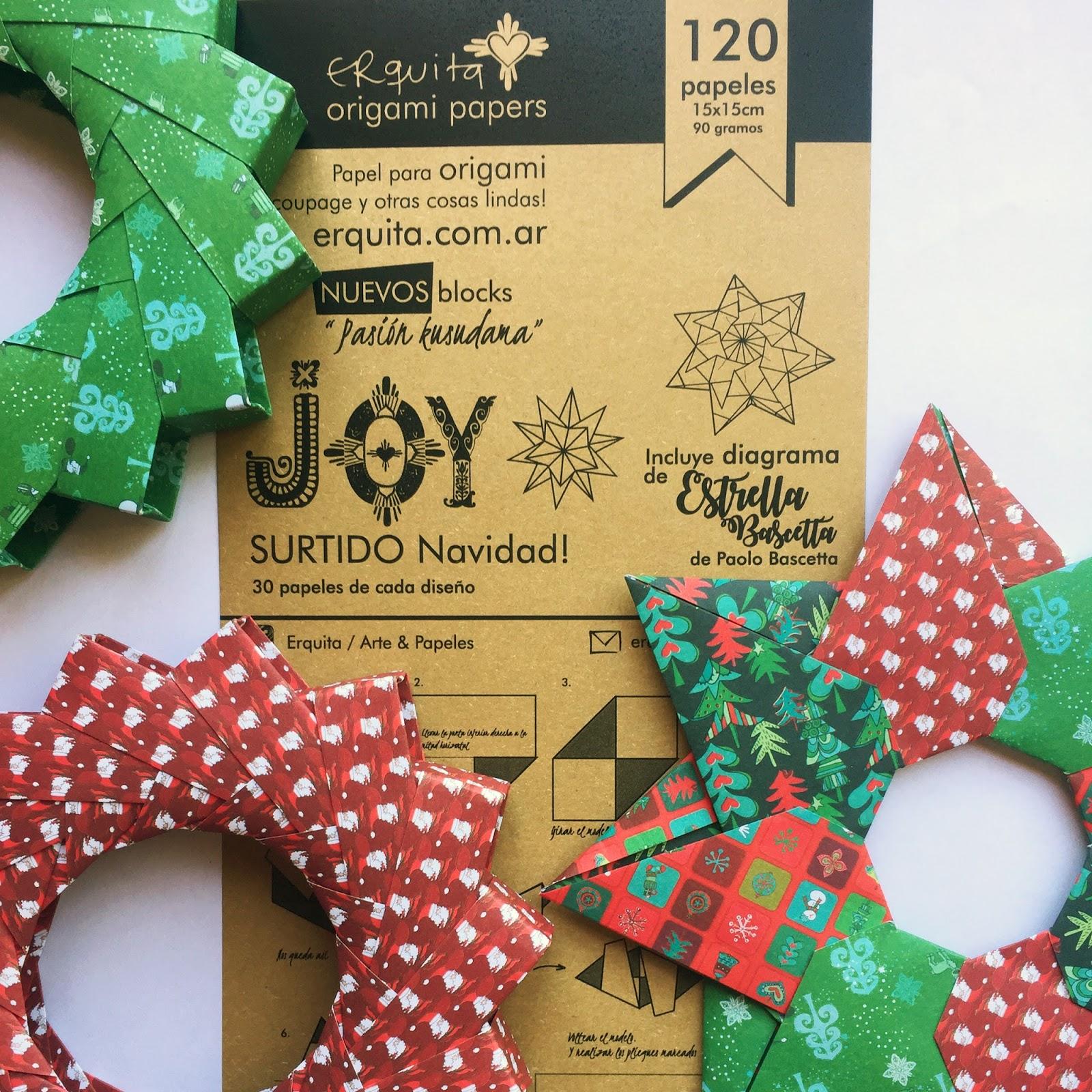 Erquita papers: Empezamos a preparar la Navidad 2017