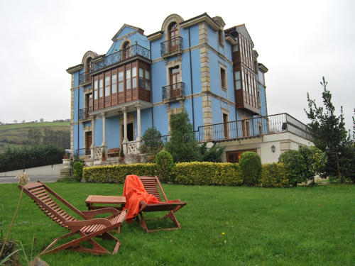 Club del sommelier hoteles encantadores for El jardin vertical de vilafames