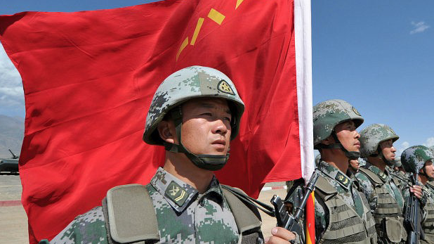 Report: China Moves 300,000 Troops Closer to North Korean Border