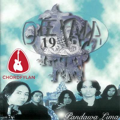 Lirik dan chord Kirana - Dewa 19