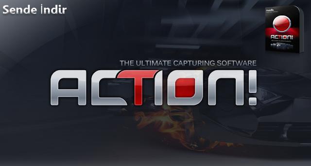 Mirillis Action Full İndir – Ekran ve Oyun Kaydedicisi 2017 - 2018