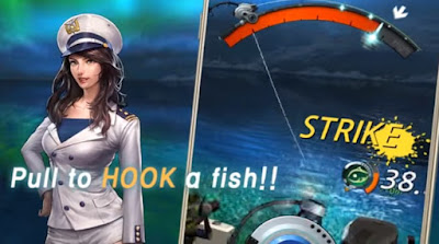 Game Kail Pancing Fishing Hook Mod Apk