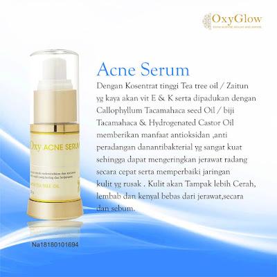 Oxy Acne Serum
