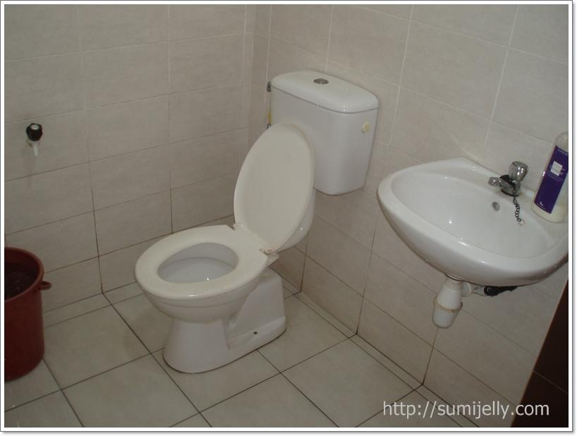 Benar Jika Bilik Air Rumah Bersih Lawa Kemas Dan Juga Sentiasa I Pun Boleh Jadi Tempat Tidur Tau Hehehhehehe