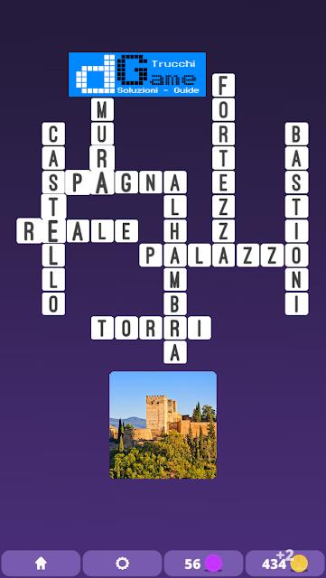 Soluzioni One Clue Crossword livello 11 schemi 11 (Cruciverba illustrato)  | Parole e foto