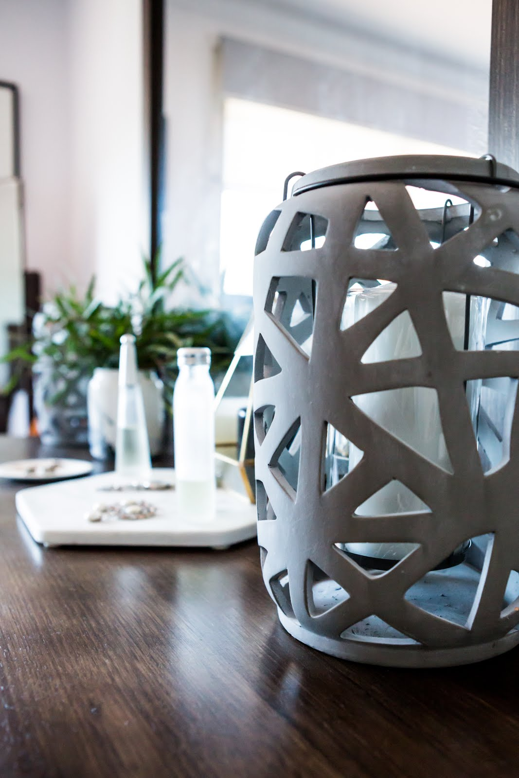 La Maison Jolie  How To Decorate With Lanterns    Indoors  Like with any other accessories  when styling with lanterns indoors  there  are a few design principles to keep in mind  Here are some of my tried and  tested
