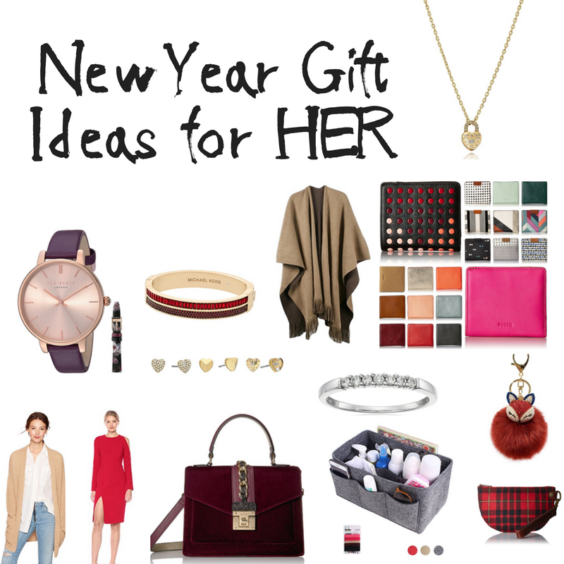 amazing New Year Gift Ideas for her