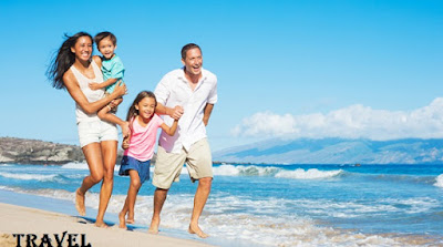 Tips For Safe And Comfortable Vacation In The Beach With The Family