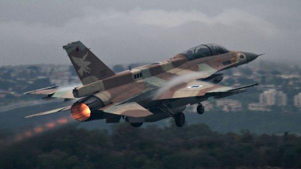 Jet Tempur Israel Bombardir Jalur Gaza
