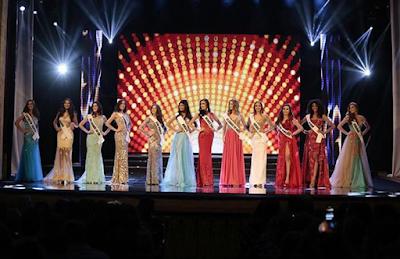 Miss Teen Brasil e Mister Teen Brasil - Grande Final - Teatro Gamaro em SP