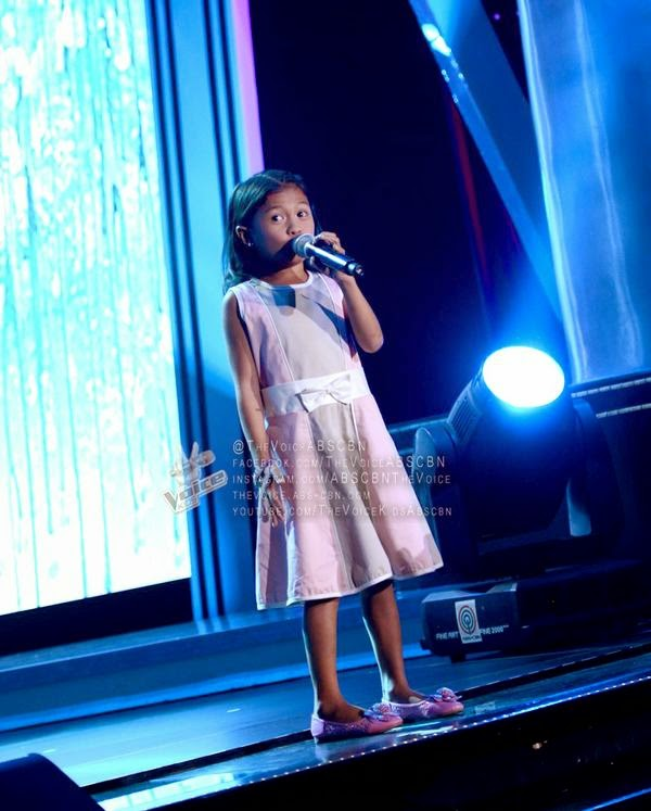 Lyca Gairanod belts out 'Narito Ako' on 'The Voice Kids' PH Grand Finals