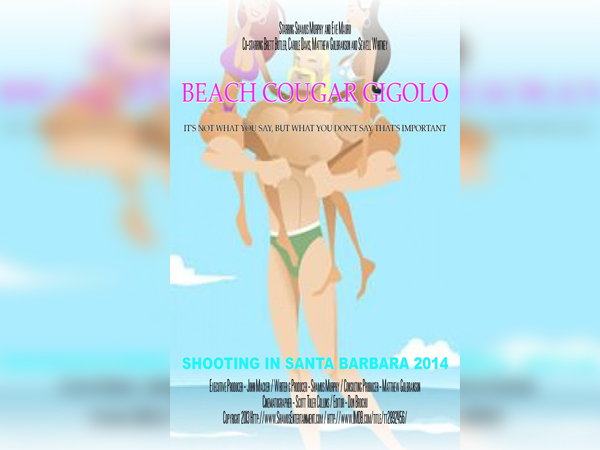 Sinopsis, detail dan nonton trailer Film Beach Cougar Gigolo (2017)