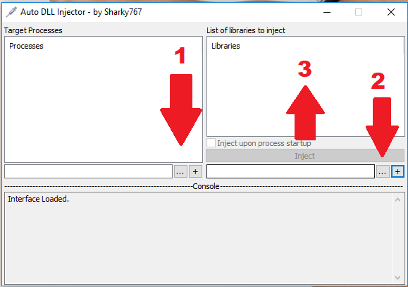 Auto Injector For Dll