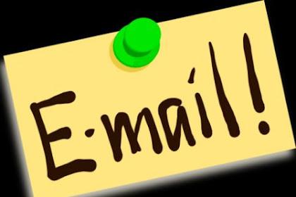 Pengertian dari Email Dan Sejarah Email