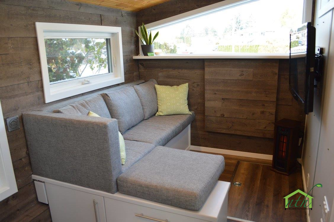Tiny House Town The Pursuit From Nielsen Tiny Homes