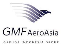 Logo Garuda Maintenance Facility Aero Asia