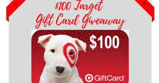 $100 Target Gift Card Giveaway from Pure Body Naturals