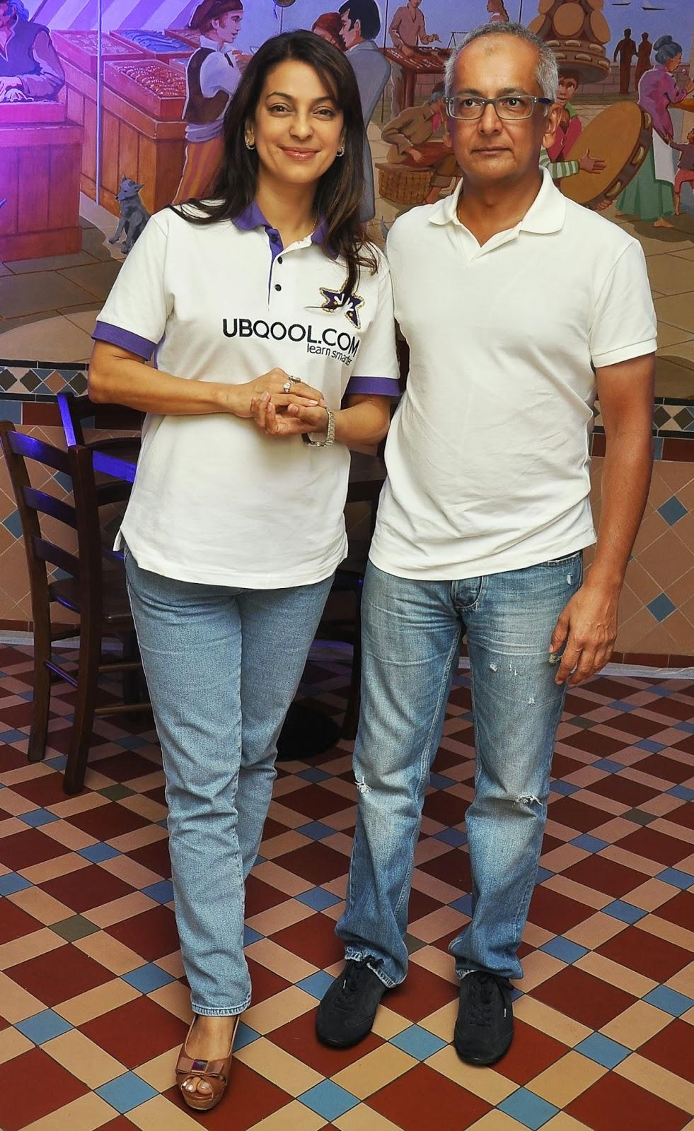 Bollywood Actress Juhi...