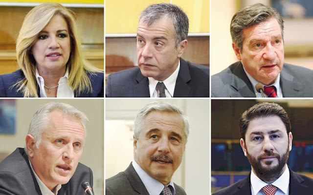 - Δείτε ποιοι ορίστηκαν σε κάθε νομό επικεφαλής για τις εκλογές στη Δημοκρατική Συμπαράταξη στην ΗΠΕΙΡΟ