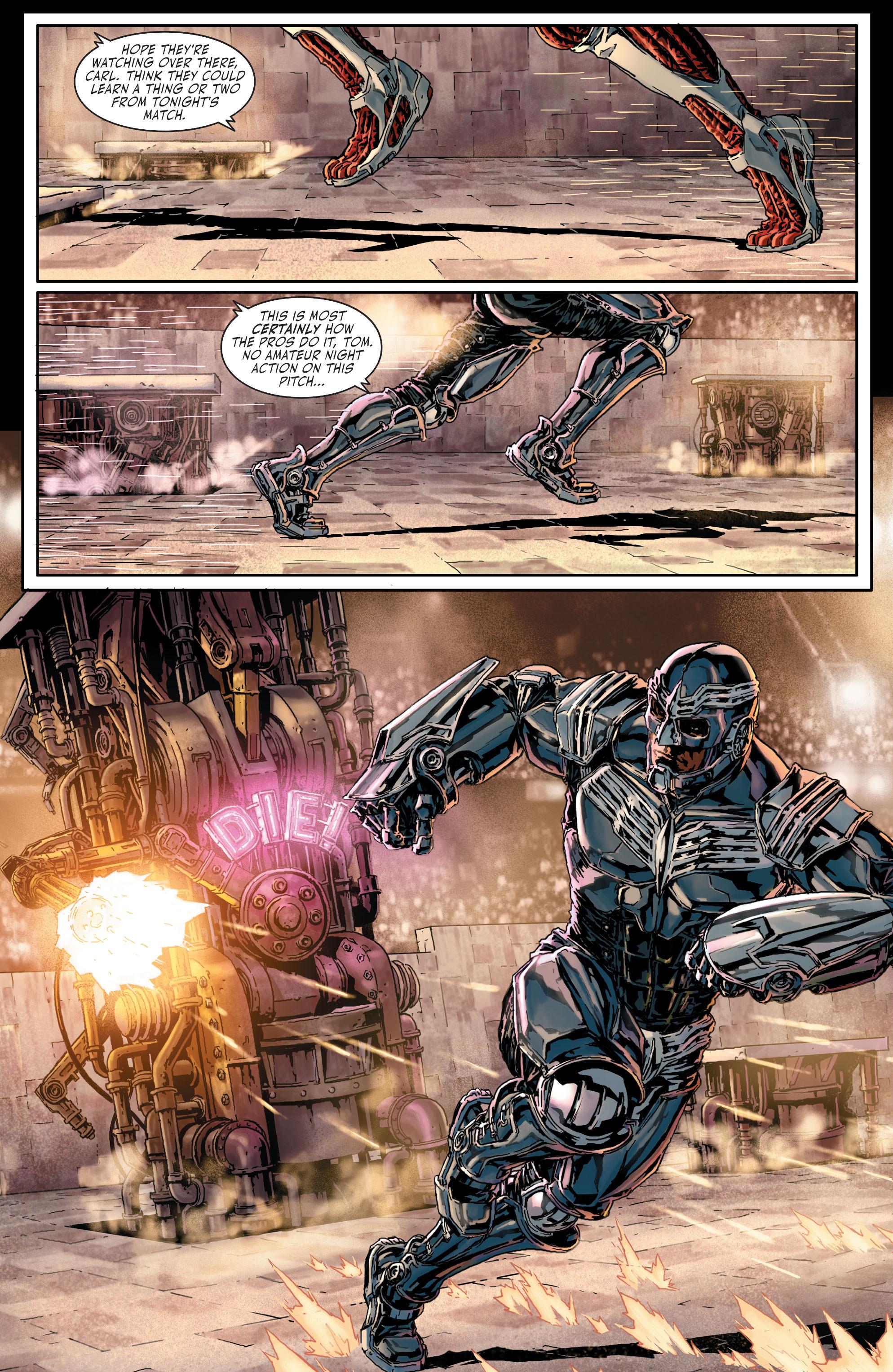 Read online Secret Six (2015) comic -  Issue #2 - 25