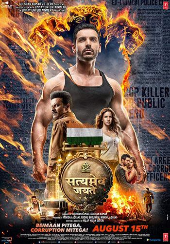 Satyameva Jayate 2018 Hindi PRE-DVDRip 720p 1GB