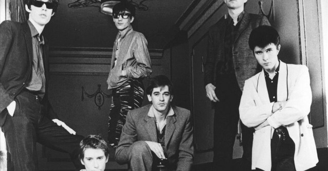 The Psychedelic Furs Midnight To Midnight