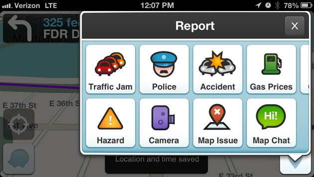 Latest Technology Review 2016: Waze Social GPS, Maps & Traffic for