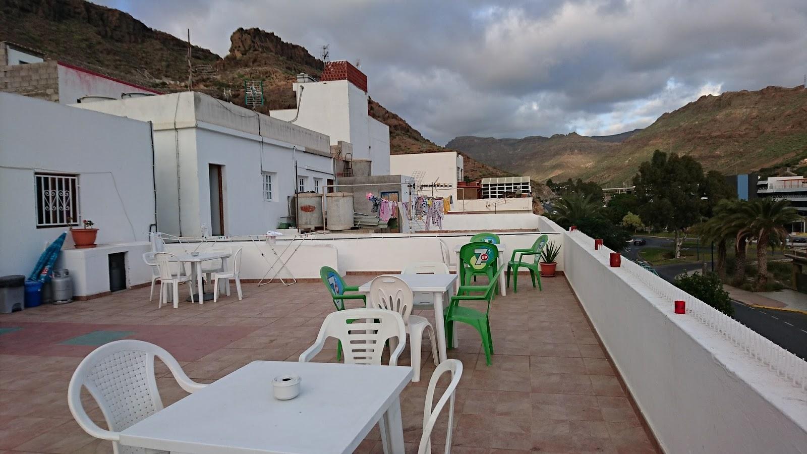 Artemisias verden gran canaria januar 2017 puerto de - Pension eva puerto de mogan ...